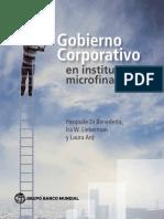 Gobierno Corporativo en Instituciones Microfinancieras