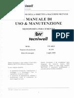 Manuale TW400-S M364 2