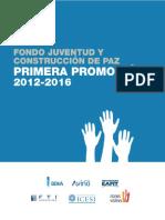 Brochure.- Fondo de Construcción y Paz, BBVA, Manos Visibles