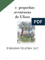 Las Pequeñas Aventuras de Ulises