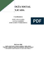 Jose Alvaro - Psicologia Social Aplicada