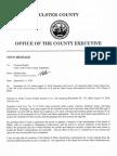 Hein vetoes Ulster County ethics legislation