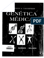 Genética Médica - THOMPSON