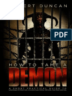 312070077 How to Tame a Demon