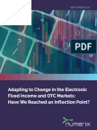 NumerixWhitePaper Adapting to Change in the Electronic Fixed Income and OTC Markets Sept18 Final