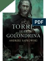 La Torre De La Golondrina - Andrzej Sapkowski.pdf