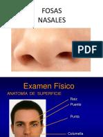 Fosas Nasales, Senos Paranasales 2017 - Copia