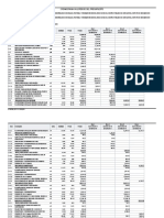 Cronograma Valorizado Del Presupuesto