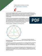 Construcción de Polígonos Regulares Dada La Circunferencia Circunscrita