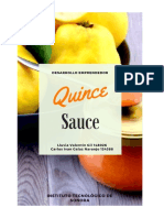 Quince Sauce