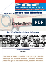 Literatura Brasileira - História 6