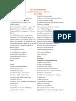 ORACIONES EN LATÍN.docx