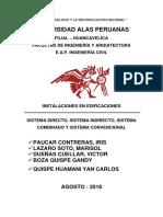 Sistemas Directos e Indirectos.