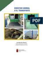 Bienestar Animal en El Transporte Murcia