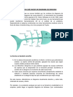 Diagrama de Ishicawa y Pareto