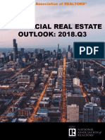 2018 Q3 Commercial Real Estate Outlook 09-13-2018
