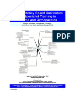 Trauma Orthopaedics Curriculum 01.PDF 30557302