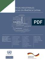 La política industrial 4.0 en América Latina.pdf