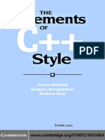 The Elements of C++ Style.pdf