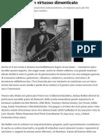 Adrian Rollini _ Un Virtuoso Dimenticato - Musica Jazz