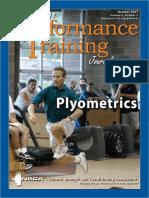 NSCA - Plyometrics.pdf