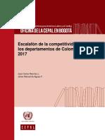 Escalafón de la competitividad de los departamentos de Colombia 2017.pdf