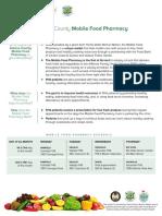 Mobile Food Pharmacy