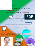 ESPECIALIDADES ODONTOLOGICAS  INTEGRADENT