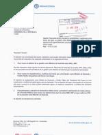 Respuestas de Carrasquilla en el debate del 4 de septiembre
