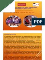 Proyecto Comida Saludable en Instituciones Educativas de Canchis - Cusco