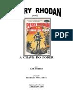 P-086 - A Chave do Poder - K. H. Scheer.doc