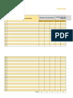 Registro de Evaluación Comunicación Quinto Grado V2