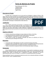 TAP - Termo de Abertura do Projeto DSP MULTIVIX.docx