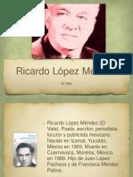 Ricardo López Méndez