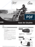 Scalarider Solo Manual Portuguese