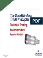 THUM Service Training 2011 [Compatibility Mode]
