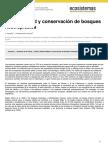Biodiversidad y Conservacion de Los Bosques Neotropicales