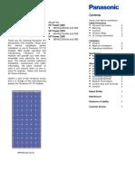 HIT Power SA06 Series Installation Manual