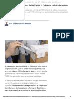Efecto Inflación_ a 11 Meses de Las PASO, El Gobierno Ya Licita Los Sobres