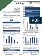 Diagnostic Radiology Workforce Data