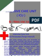 Konsep Dasar Icu (Intensive Care Unit) Kritis 1