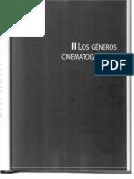 Tipologías y Géneros Cinematográficos