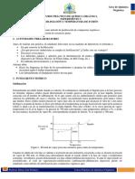 3-Sublimación y Temperatura de Fusión