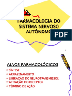 Farmacologia Do Sistema Nervoso Autônomo