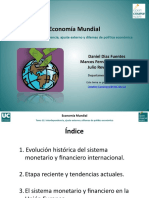 Evolucion Historica Sistema Monetario