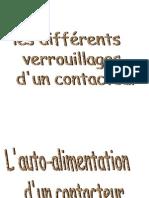 Presentation Verrouillage Contacteur