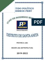 Podemos Por El Progreso Peru