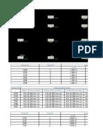 FOOTING AND COLUMN DESIGN.xlsx