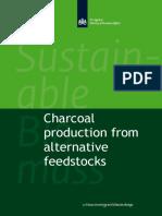 Charcoal Production From Alternative Feedstocks - NL Agency 2013