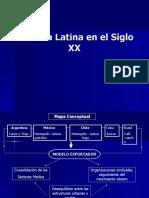 America Latina en El Siglo Xx2
